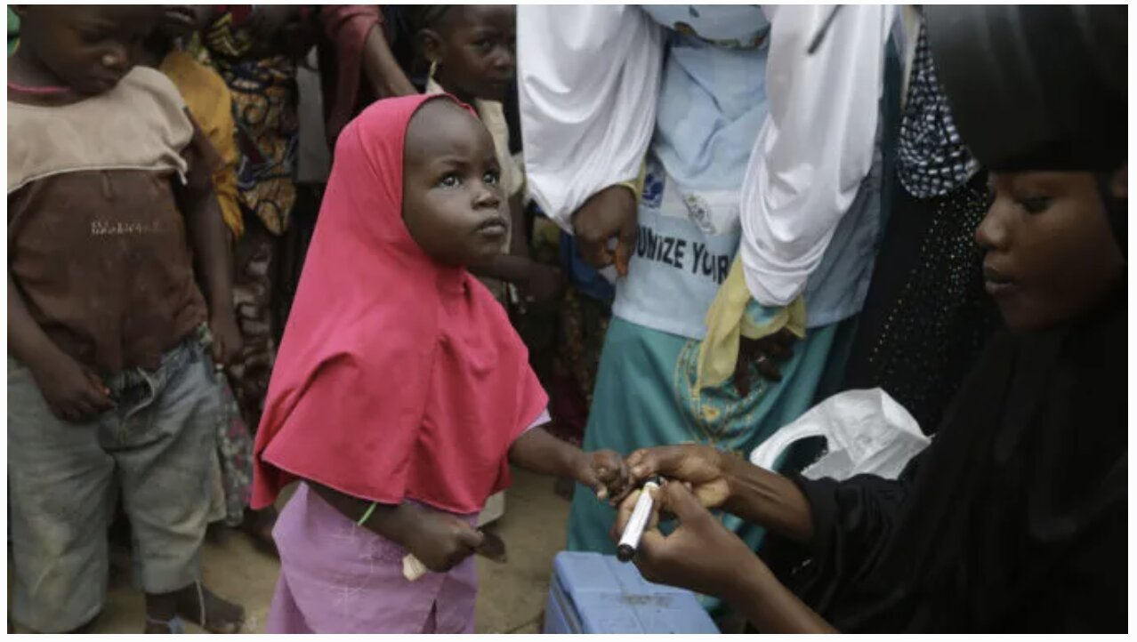 WHO Admits That New Polio Outbreak In Sudan Caused By Vaccine