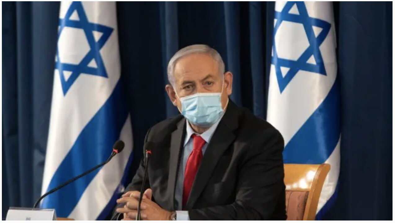 Netanyahu To Impose A Three Week Lockdown In Israel for FAKE COVID-19
