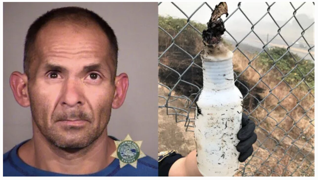 Portland Arson Suspect Released Without Bail Arrested Hours Later For Starting SIX More Fires
