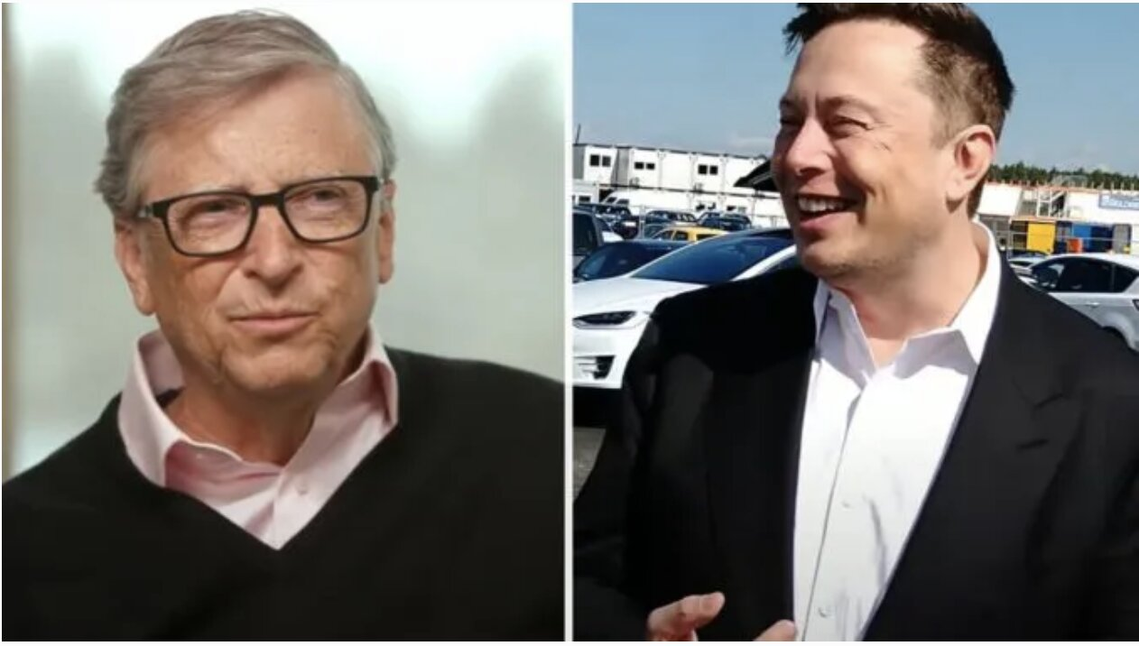 Elon Musk Slams 'Knucklehead' Bill Gates, Says He WON'T Allow His Kids To Get COVID Vaccine