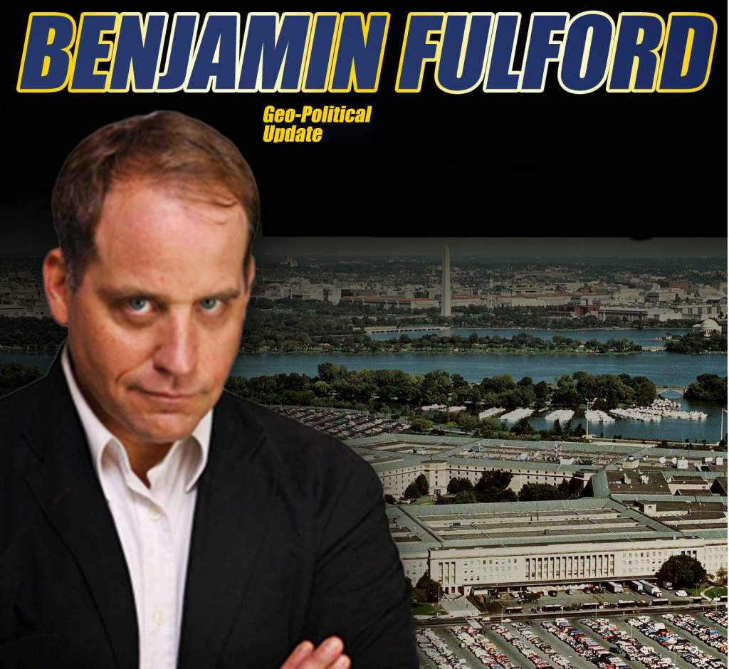 Benjamin Fulford is the Guest Today on The Mike Harris Show on 5G, the fake Covid-19 pandemic and how to rid the world of its inventors