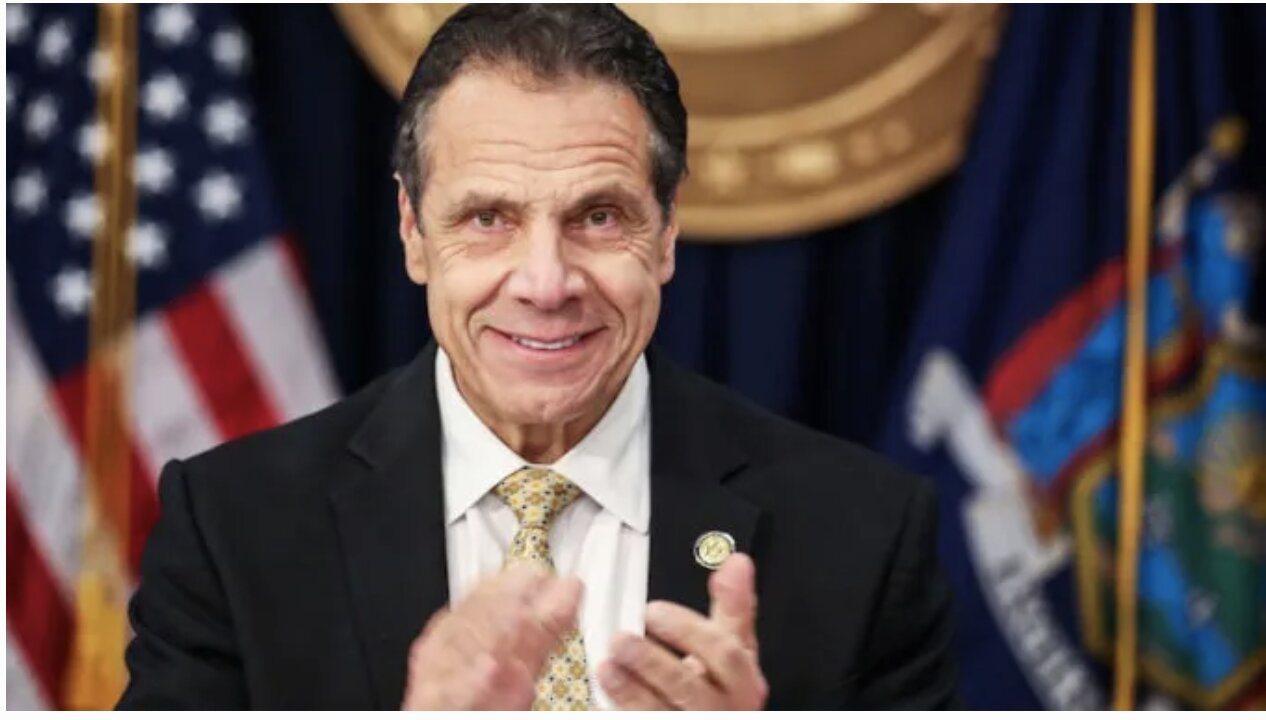 "Pure Evil: Cuomo Now Claims Nursing Home Scandal ""Never Happened"""