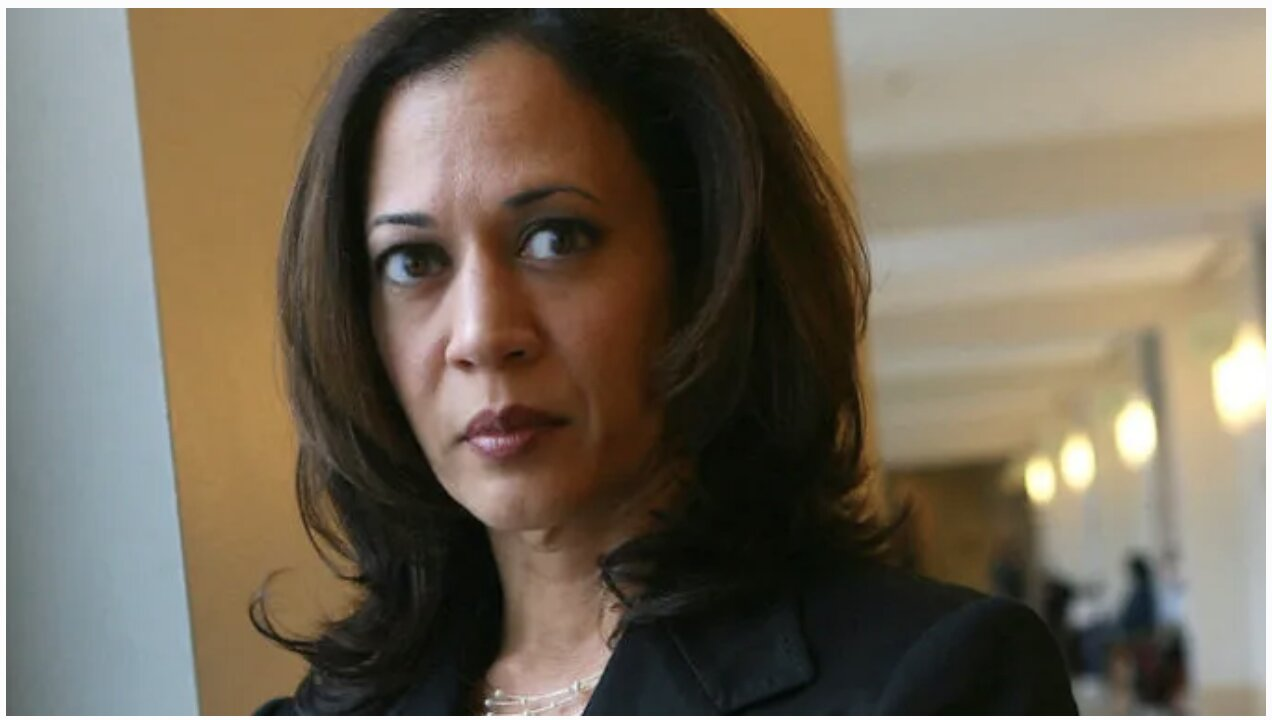 Kamala Harris Accused of Covering up SICKENING Child Sex Abuse Case