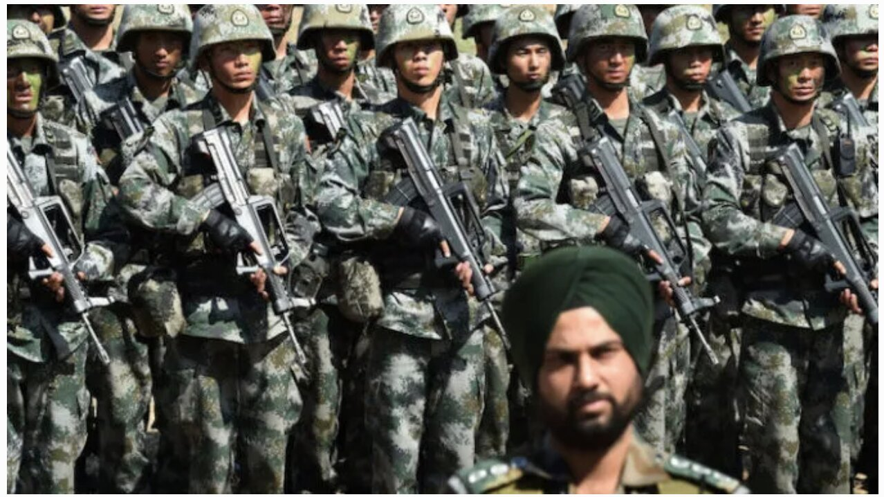 WW3: China Mobilizes 60,000 Troops to Indian Border Due to 'Serious Threat'