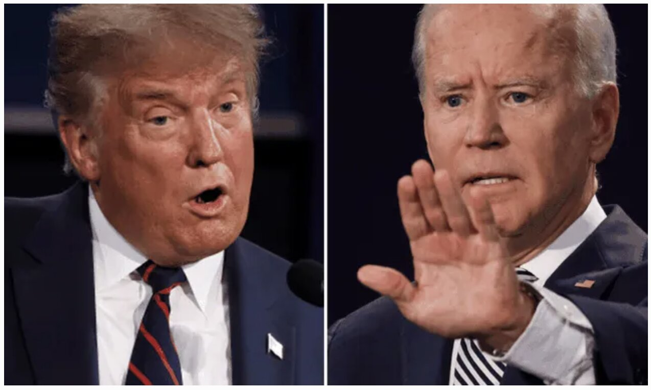 'Real Deal': Trump Says Biden DISQUALIFIED From Presidency Due to Hunter Biden Laptop Info