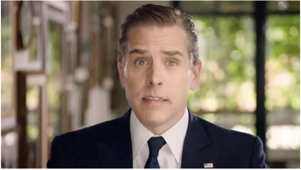 EXCLUSIVE: Hunter Biden's SICKENING 'Russian Blackmail Photos' Leaked – Hunter With Russians in Hollywood
