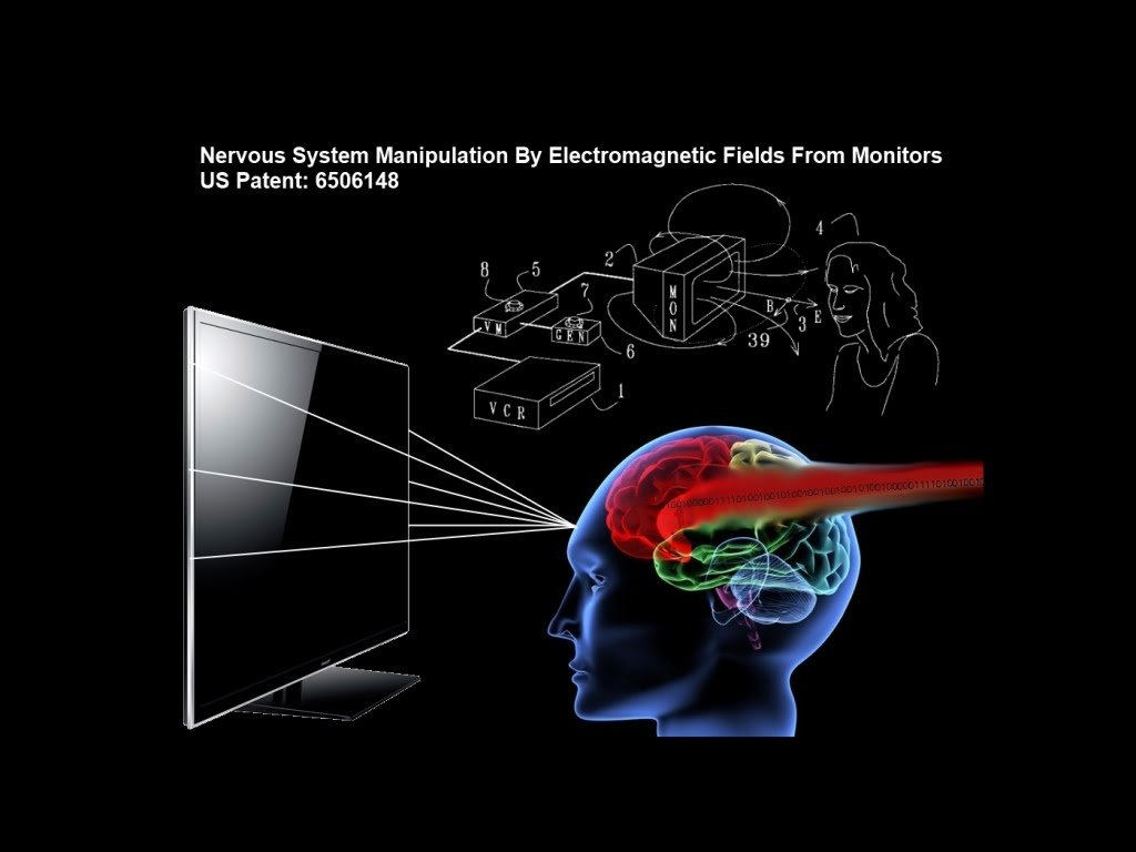 US Patent 6506148 B2 Confirms Human Nervous System Manipulation Through Your Computer & TV