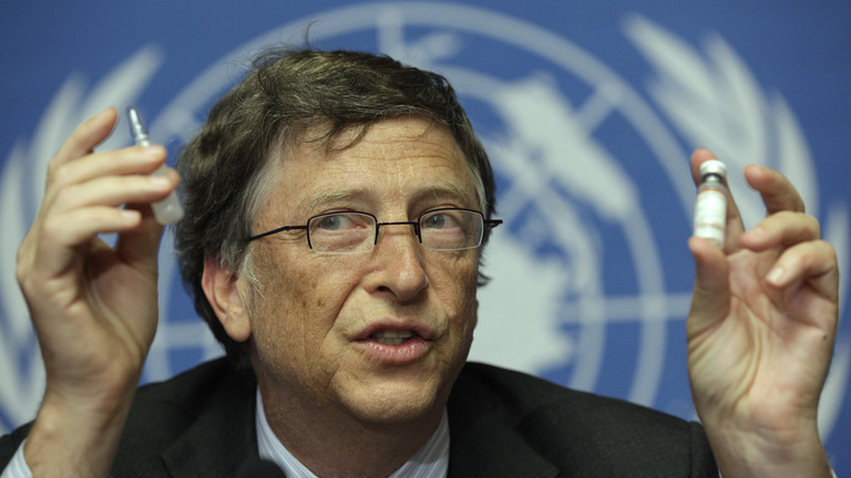 Gates Foundation pours another $70mn into pushing Covid-19 vaccines on 3rd world countries as safety & efficacy questions remain