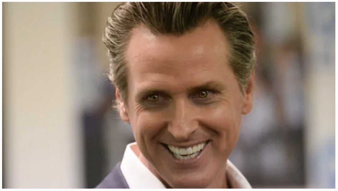 Judge Rules 'Psycho' Newsom Abused His Position With COVID Order; Blocks Him Issuing Further Unconstitutional Orders