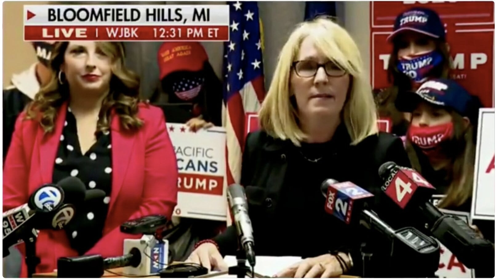 Michigan Audit? 47 Counties Used Software That Led To 6,000 Votes In One County Switching From Trump To Biden!