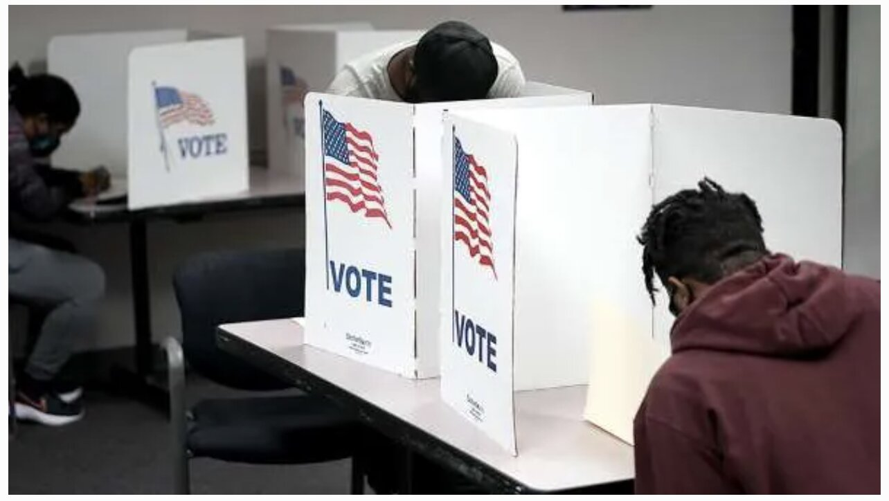 GOP Makes Criminal Referral After Finding Thousands of Instances of Alleged Voter Fraud in Nevada