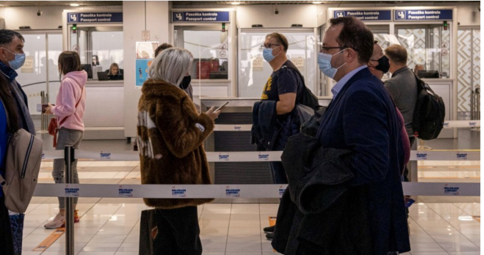 """Report: Airlines to Require """"Health Pass,"""" Vaccine Certificate Before Allowing Passengers to Fly"""