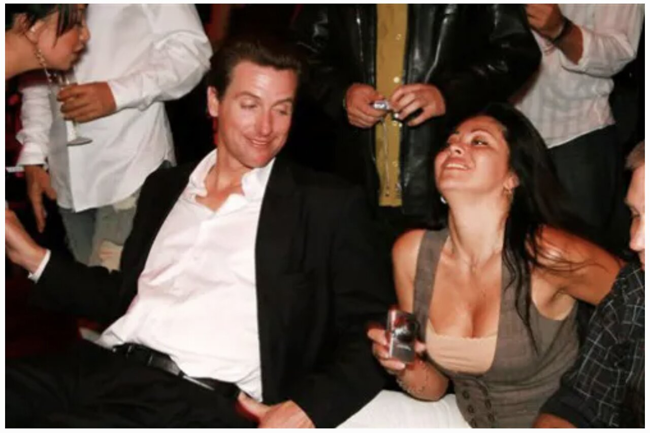 Gov. Newsom Caught Partying While Telling California To Restrict Family Thanksgiving Celebrations