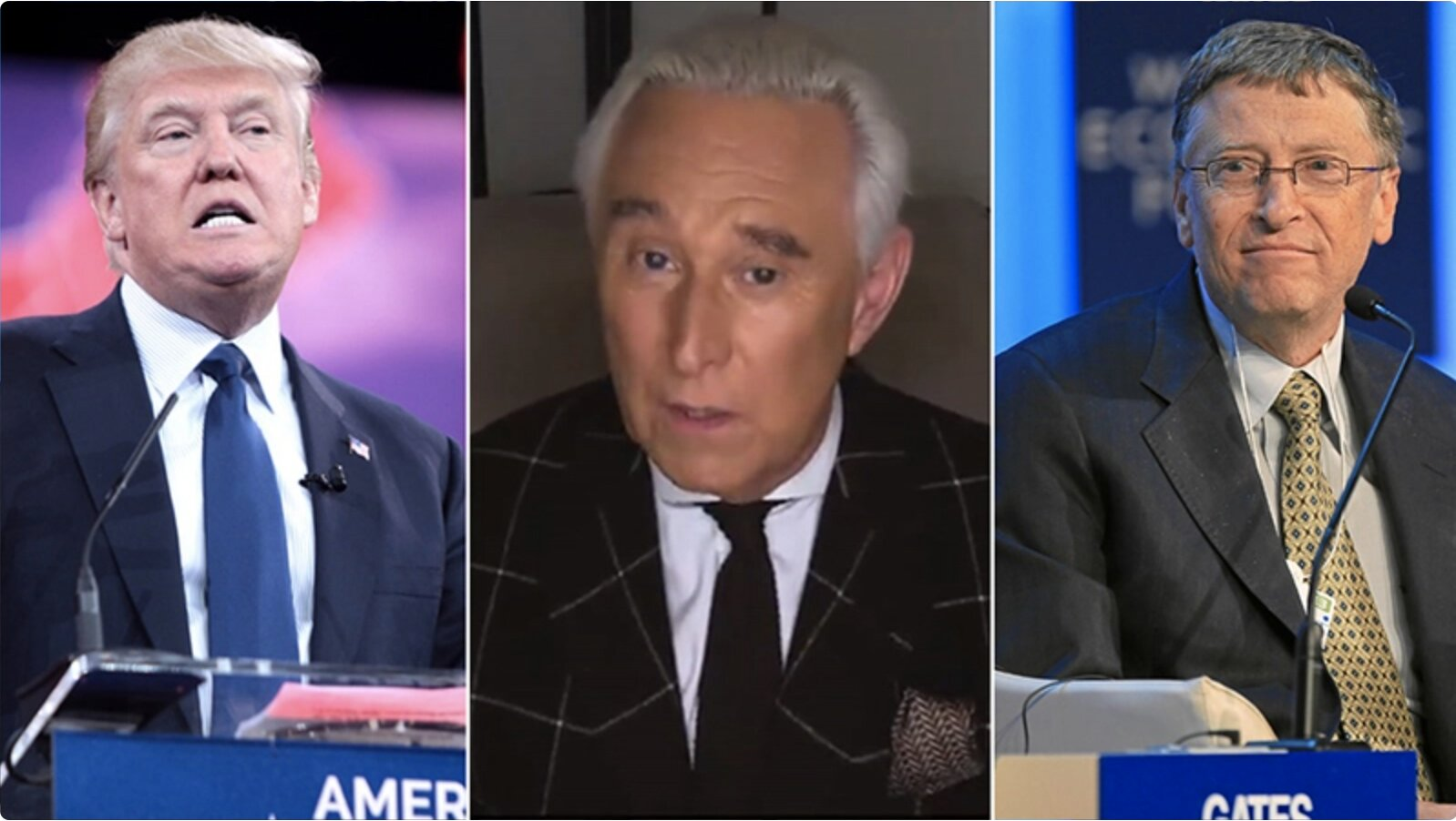 ROGER STONE: Bill Gates, Microsoft Designed Election Fraud Software Used By Dominion