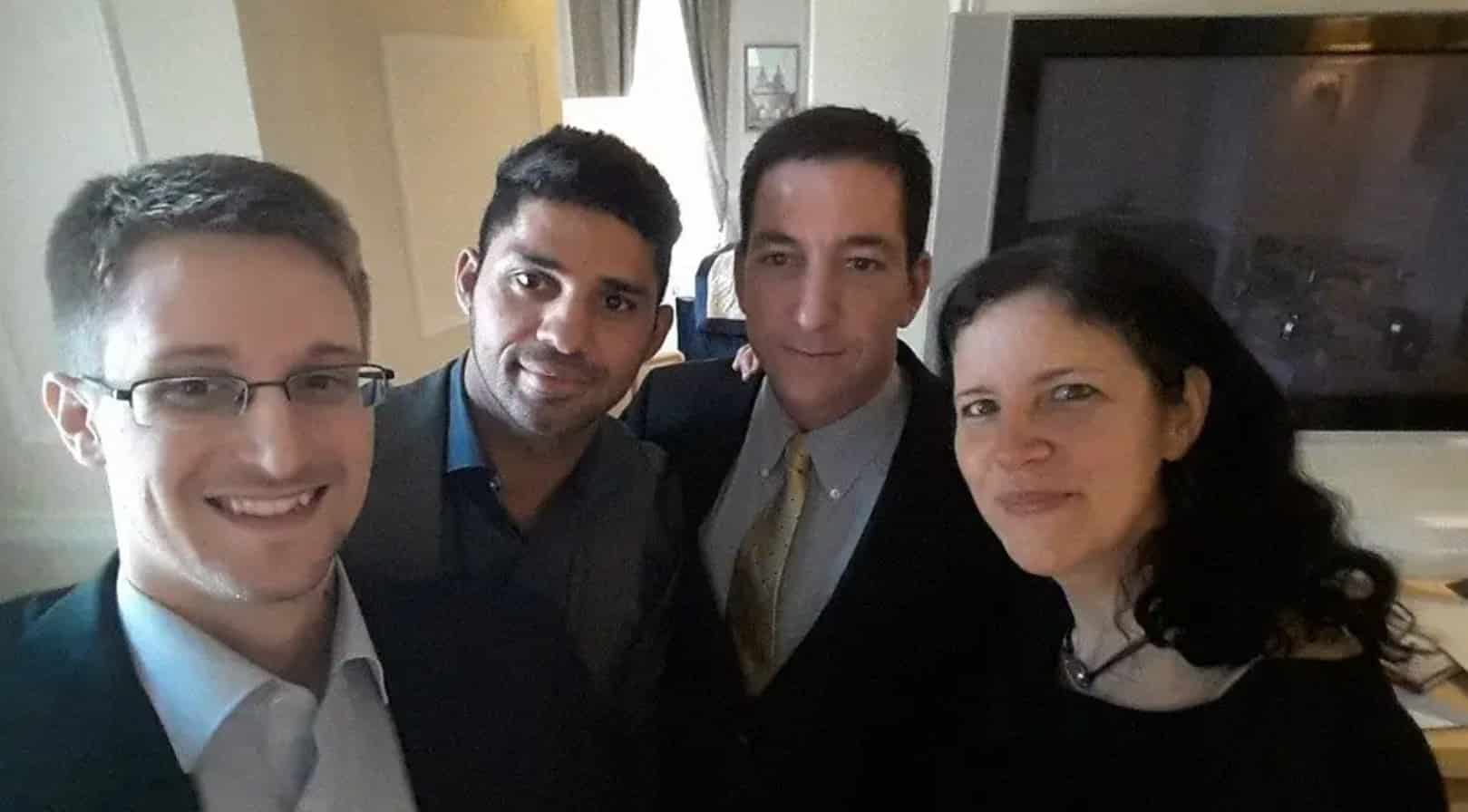 Fake Snowden? Fake Greenwald? Was it all a Limited Hangout?