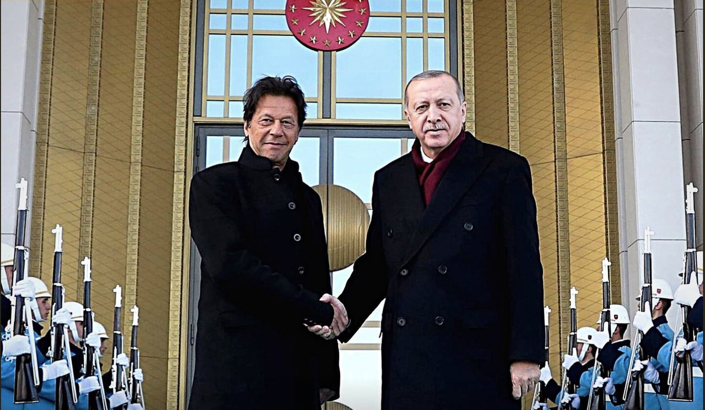 Erdogan Prepares To Send Mercenaries To Kashmir To Fight India As His Dreams of Regional Domination Grow.