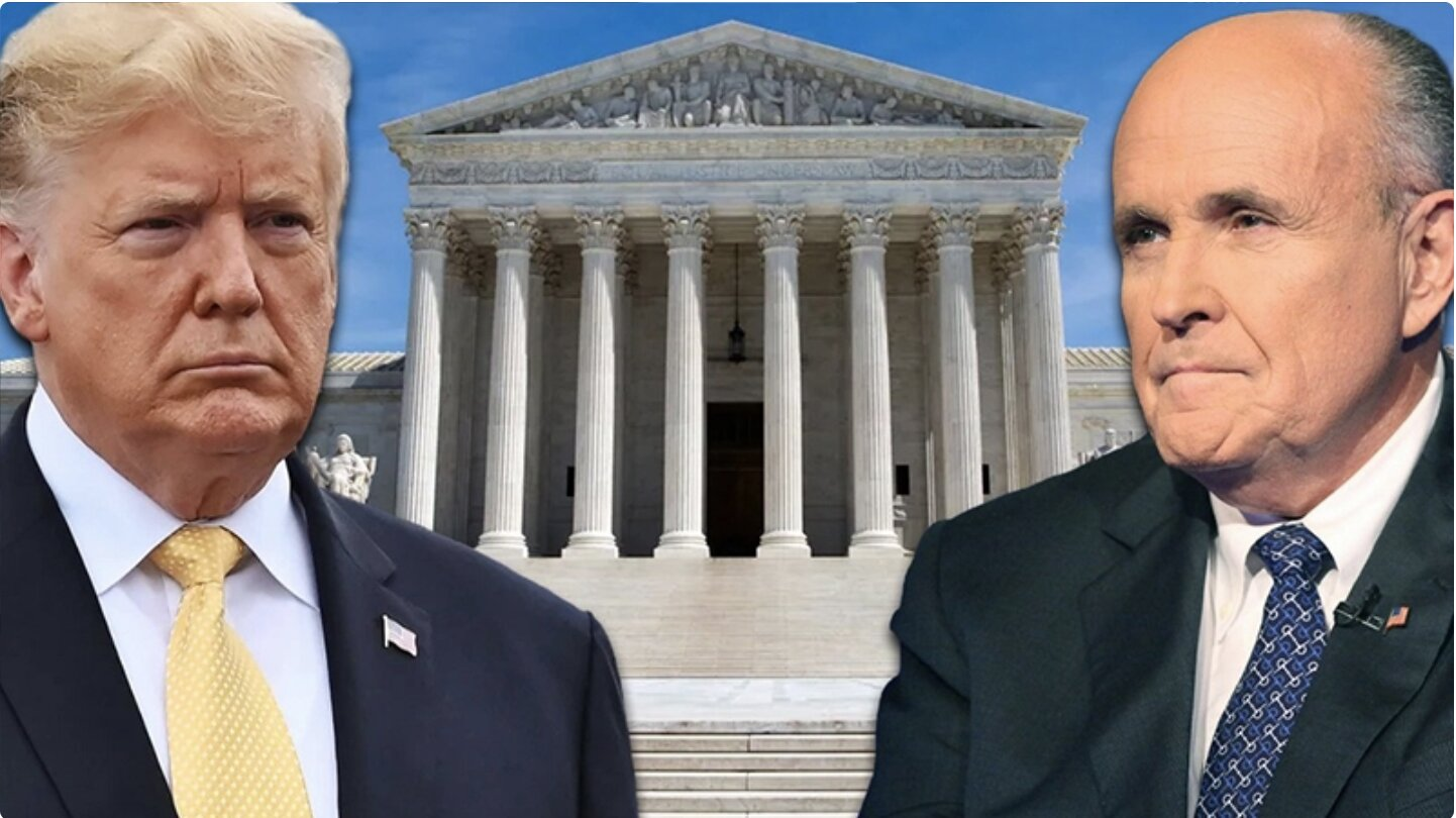 POST-SCOTUS: Trump Legal Team To File Reworked Texas-Style Election Challenges in Individual States