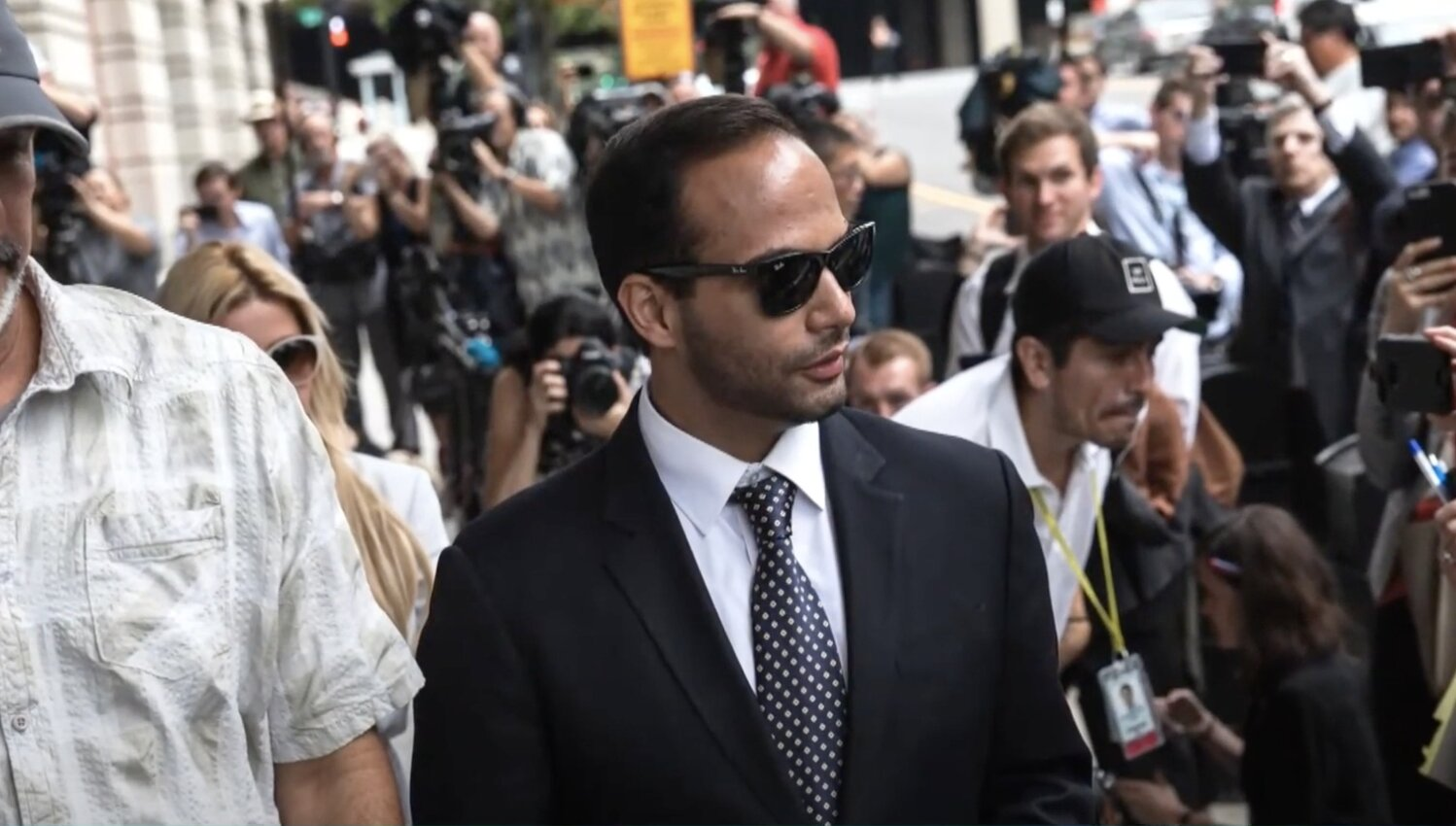 George Papadopoulos to receive pardon from President Trump!