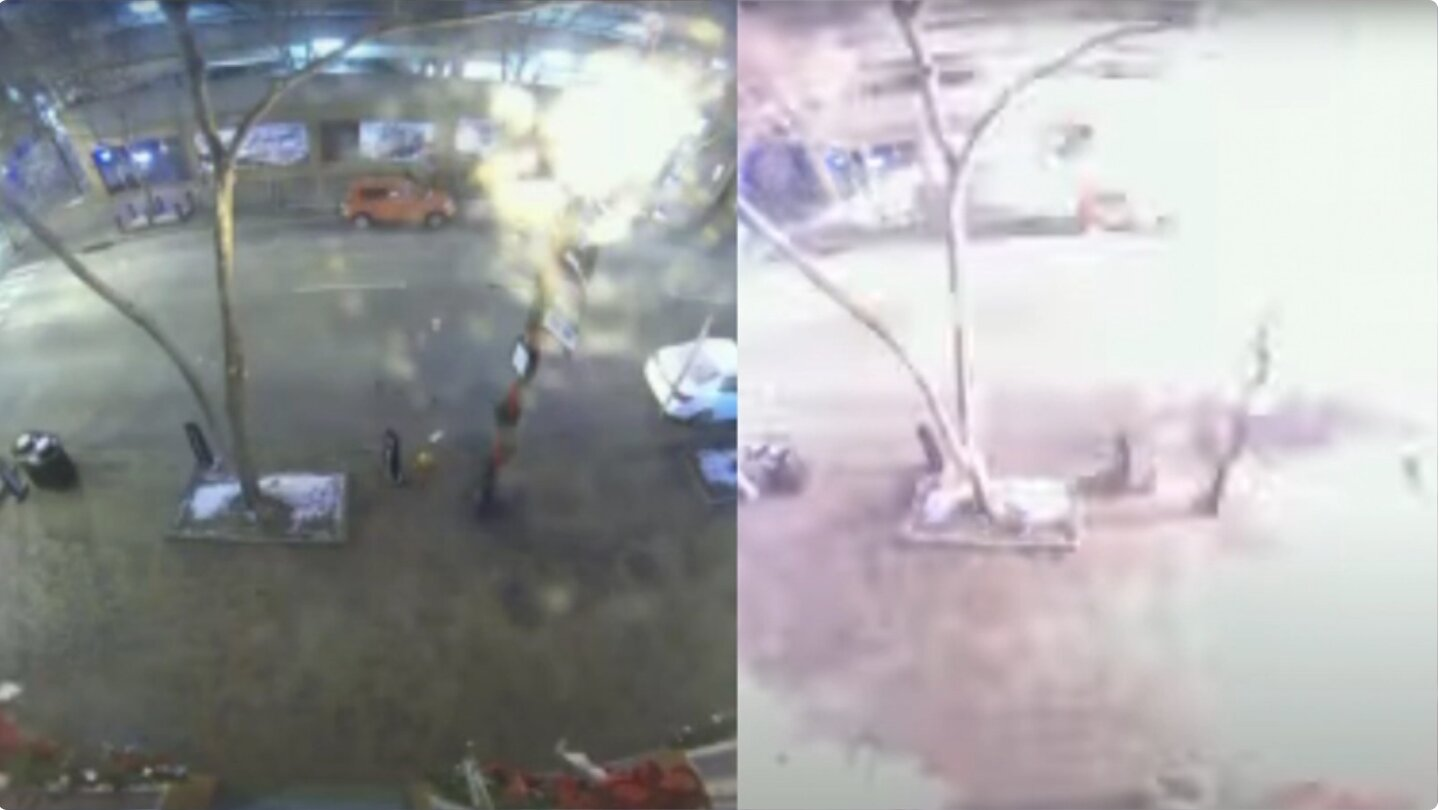 'This area must be evacuated now': CCTV VIDEO of Nashville Explosion Captures Chilling Audio WARNING Before Devastating Blast