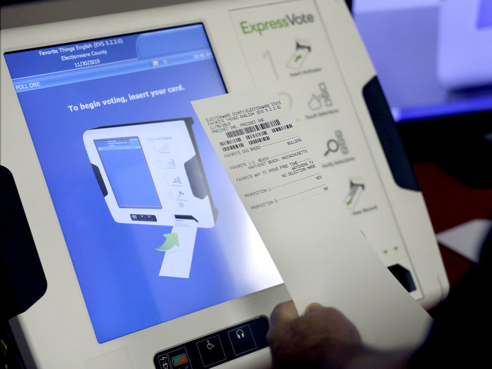 Tech Expert Confirms Voting Machines Connected To Internet During Ga. Senate Subcommittee On Elections