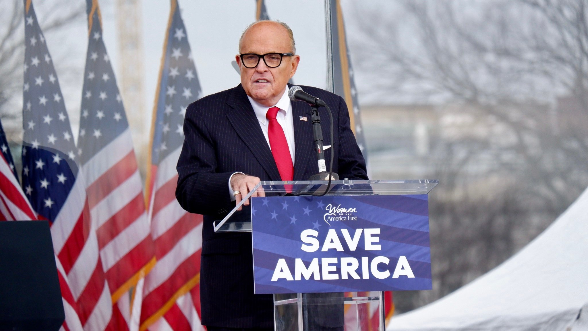 "Rudy Giuliani Calls on President Trump to ""Declassify Everything!"" — What's He Waiting For?"