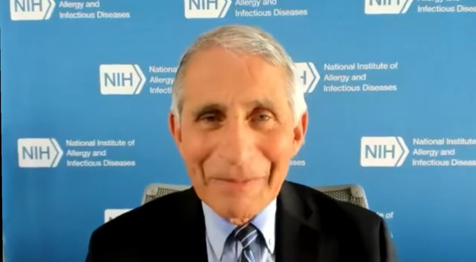 Then It's Not a Vaccine: Crazy Dr. Fauci Says Early COVID Vaccines Will Only Prevent Symptoms and NOT Block the Infection …What?