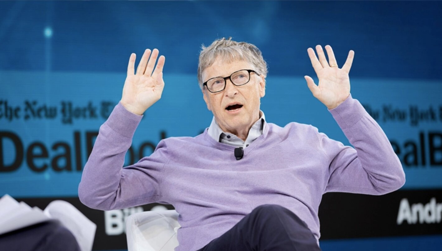 Lockdown Proponent Bill Gates Quietly Funding Plan To Dim The Sun's Rays