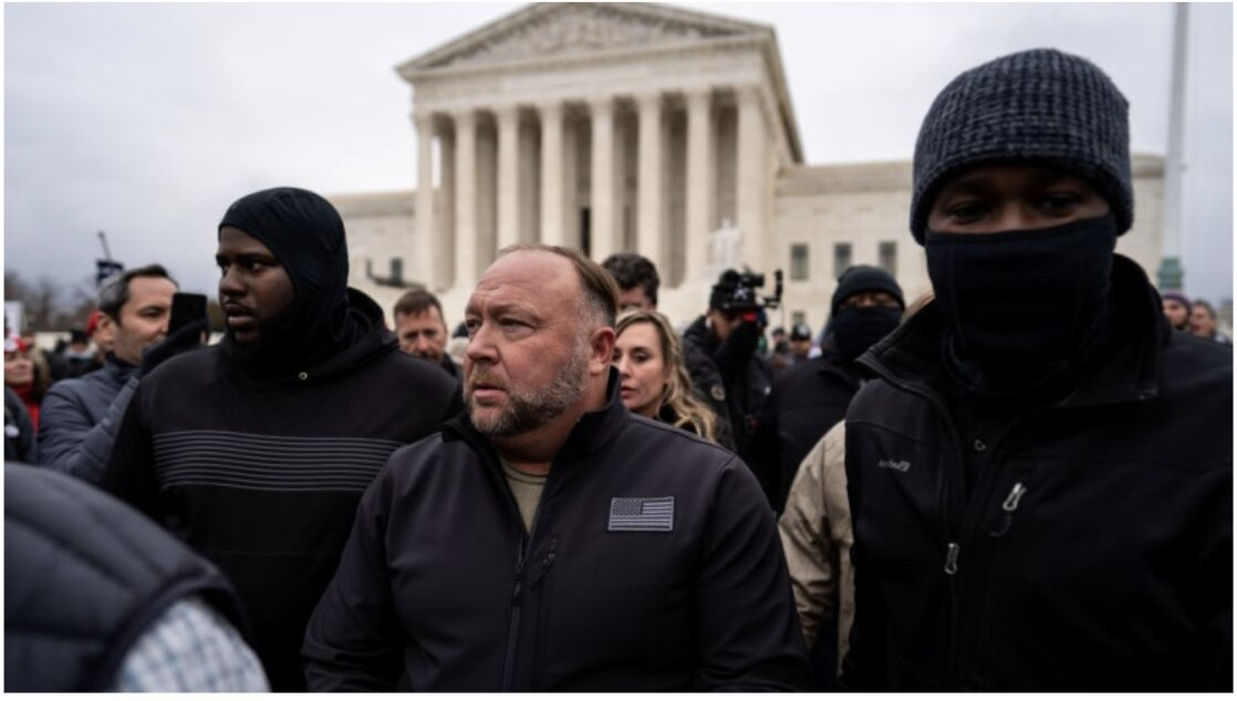 Watch Live: Today Is The Day – Alex Jones Leads Largest Patriot Movement In History Through Washington DC