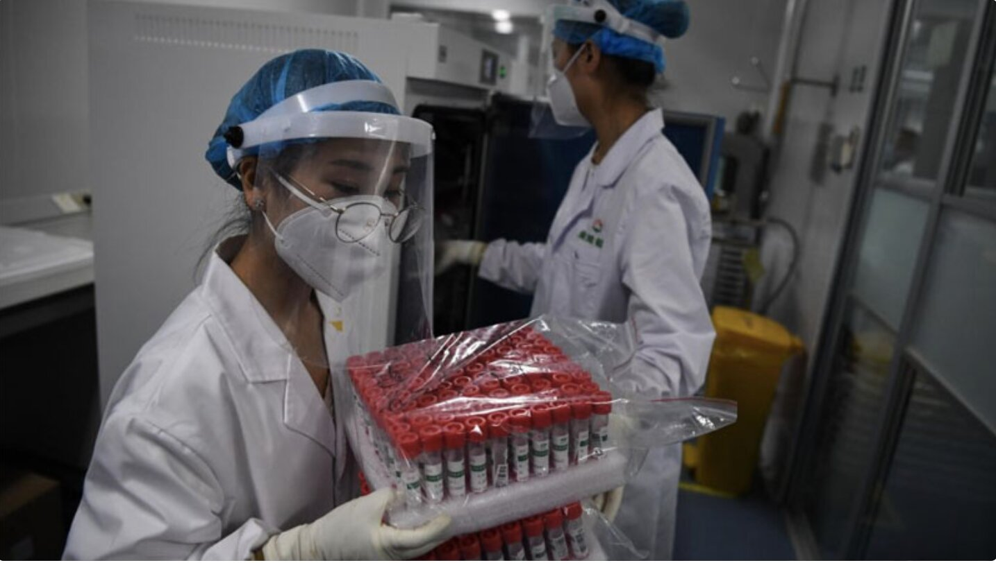 China Scrubs Critical Wuhan Lab Data, Deletes 300 Studies — Including Research By 'Batwoman'