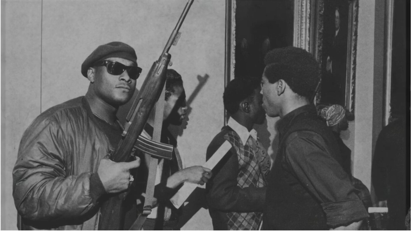 From the pages of The Bee, 1967: When…ARMED Black Panthers invaded the…CAPITOL