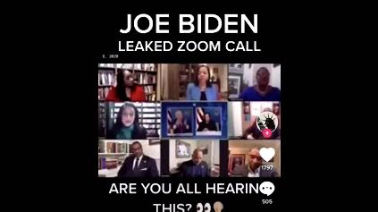 "Zoom Call Leaked – Biden Declares ""This Country Is Doomed"" Along With The White Race!! The Covid PCR Test Can Be Deadly! A Very Tragic Christmas Story From Taking The PCR Test! Must See Videos!"
