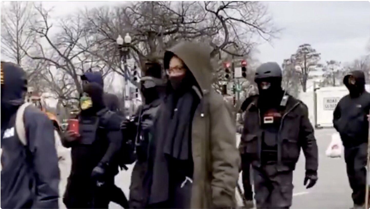 "Feds Admit Capitol ""Siege"" Was Planned in Advance by Trump Haters, Not Trump Supporters"