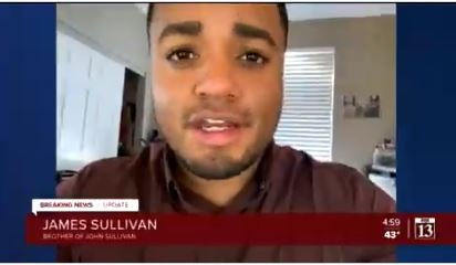 "HUGE! Brother of Arrested Antifa-BLM Activist John Sullivan Turned Him In! — Says His Brother Was ""Somehow in Charge"" of US Capitol Riots (VIDEO)"