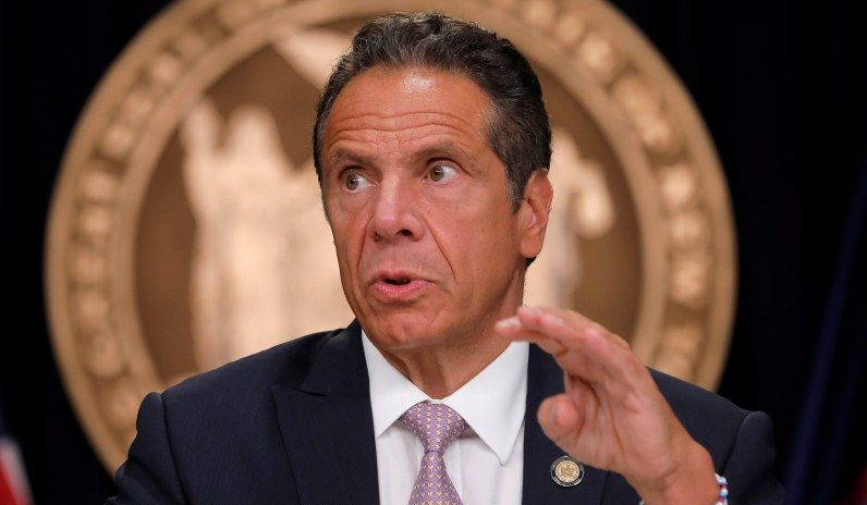 NY state lawmaker will ask legislature to impeach Cuomo over nursing home scandal