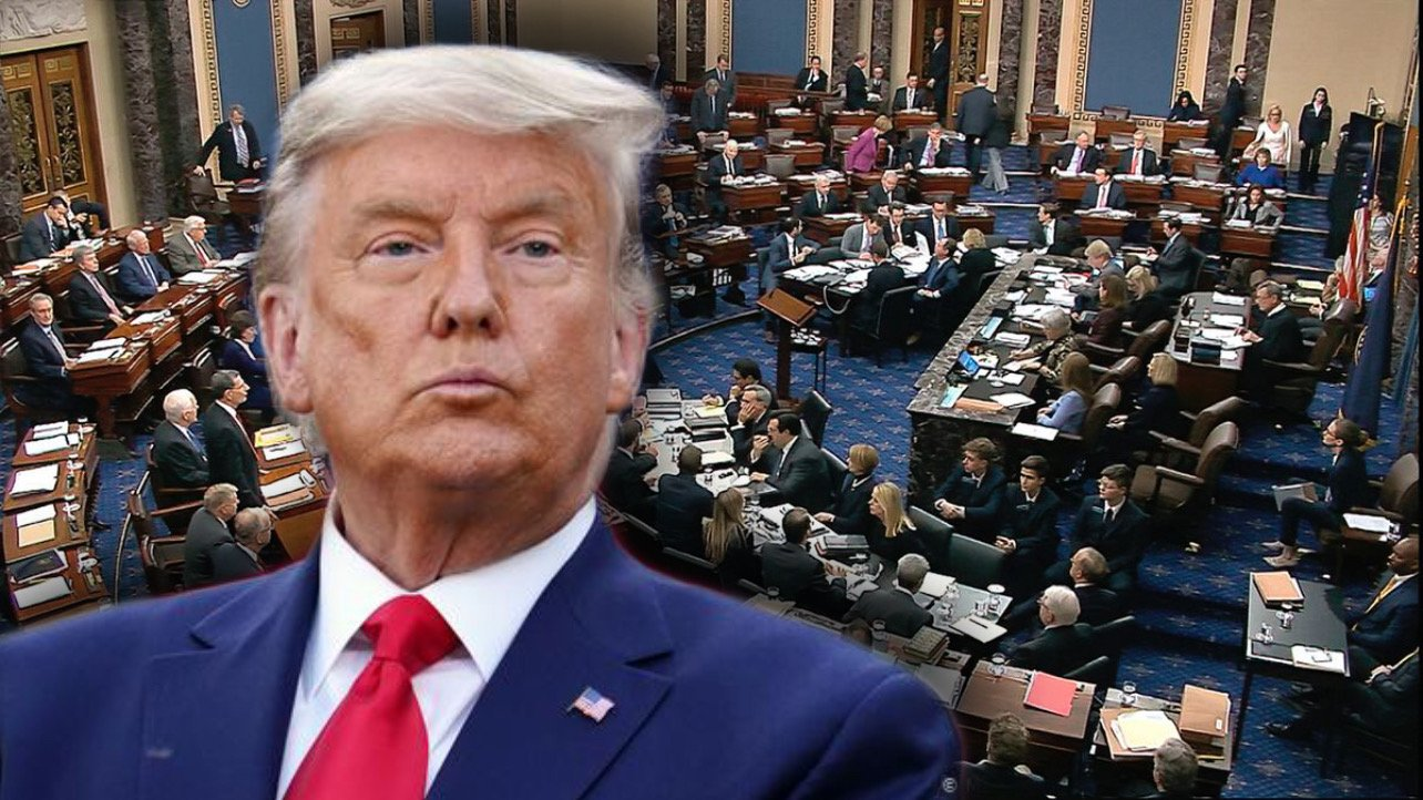 LIVE STREAM VIDEO: President Trump Senate Impeachment Trial Starting at 1 PM Eastern on RSBN