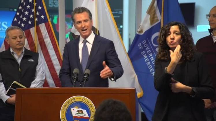 JUST IN: Newsom Recall Leader Says His Team Now Has Over the Needed 1.5 Million Signatures to Force a Recall Election This Year