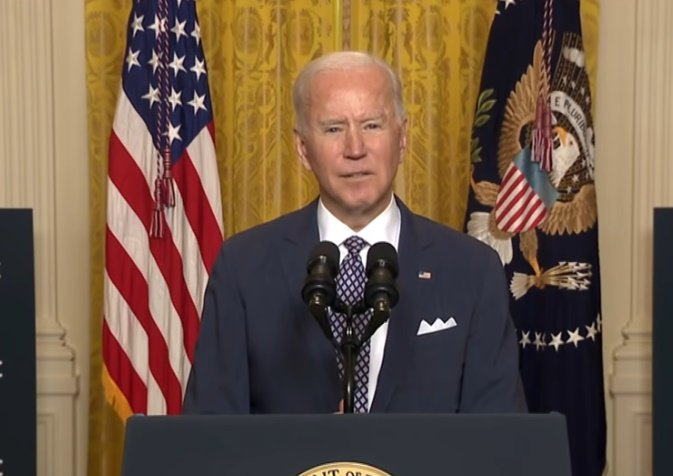 WATCH: Biden Slurs N-Word While Reading Speech to EU Virtual Munich Security Conference – Closed-Captioning Even Picked It Up