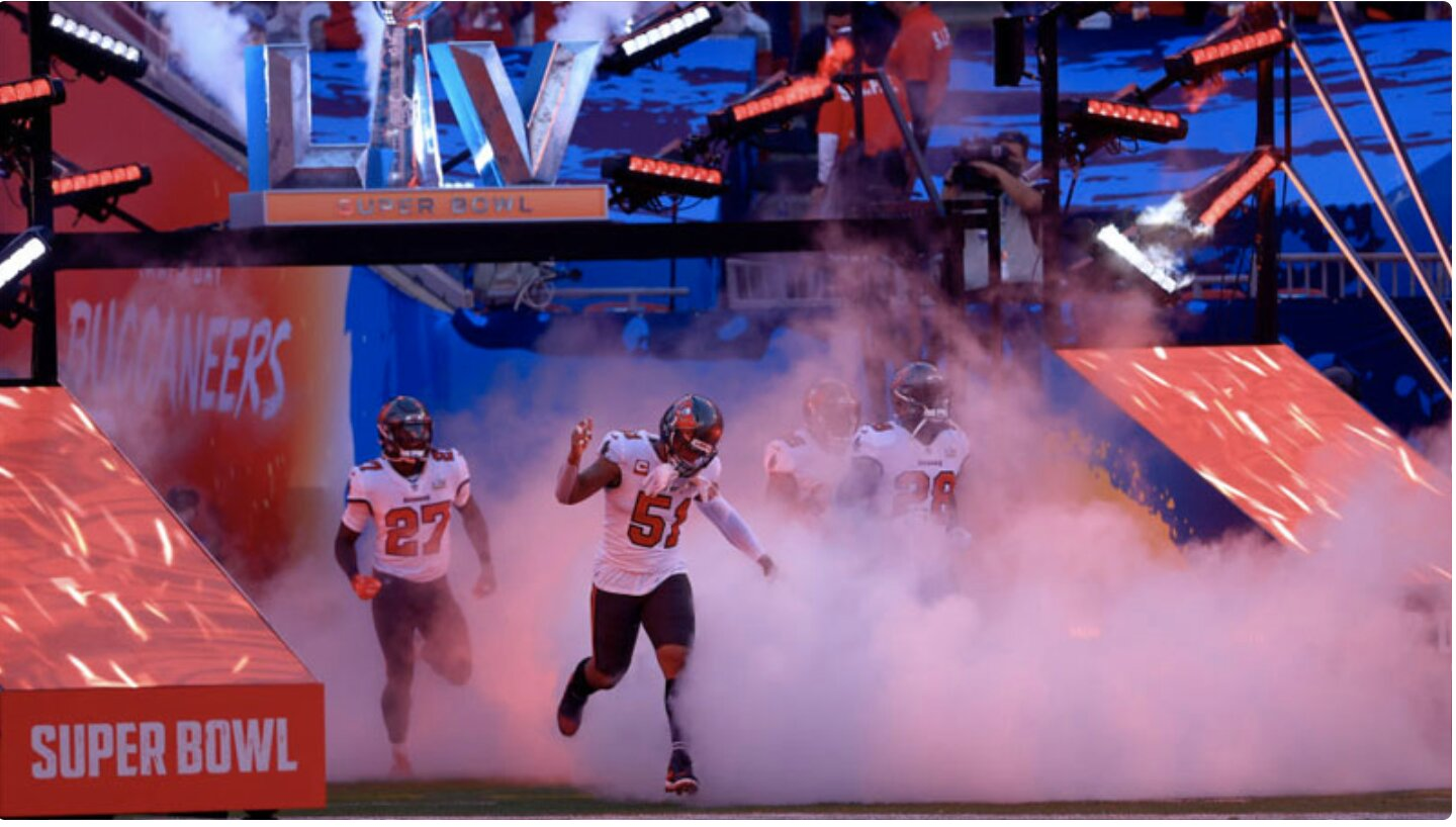 Super Bowl Secret Revealed: Buccaneers Player Says NFL is RIGGED — Sunday Night Live