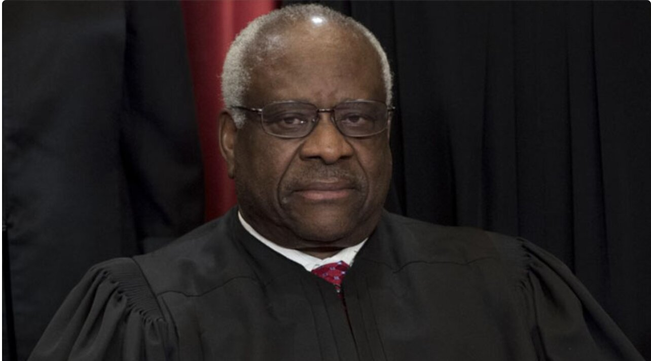 Justice Thomas Blasts Supreme Court For Dismissing Election Fraud Lawsuit In Scathing Dissent