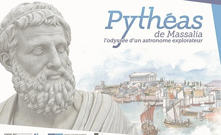 ANCIENT GREEK EXPLORER PYTHEAS MAY HAVE DISCOVERED BRITAIN AND EVEN THE ARCTIC OCEAN AND ICELAND