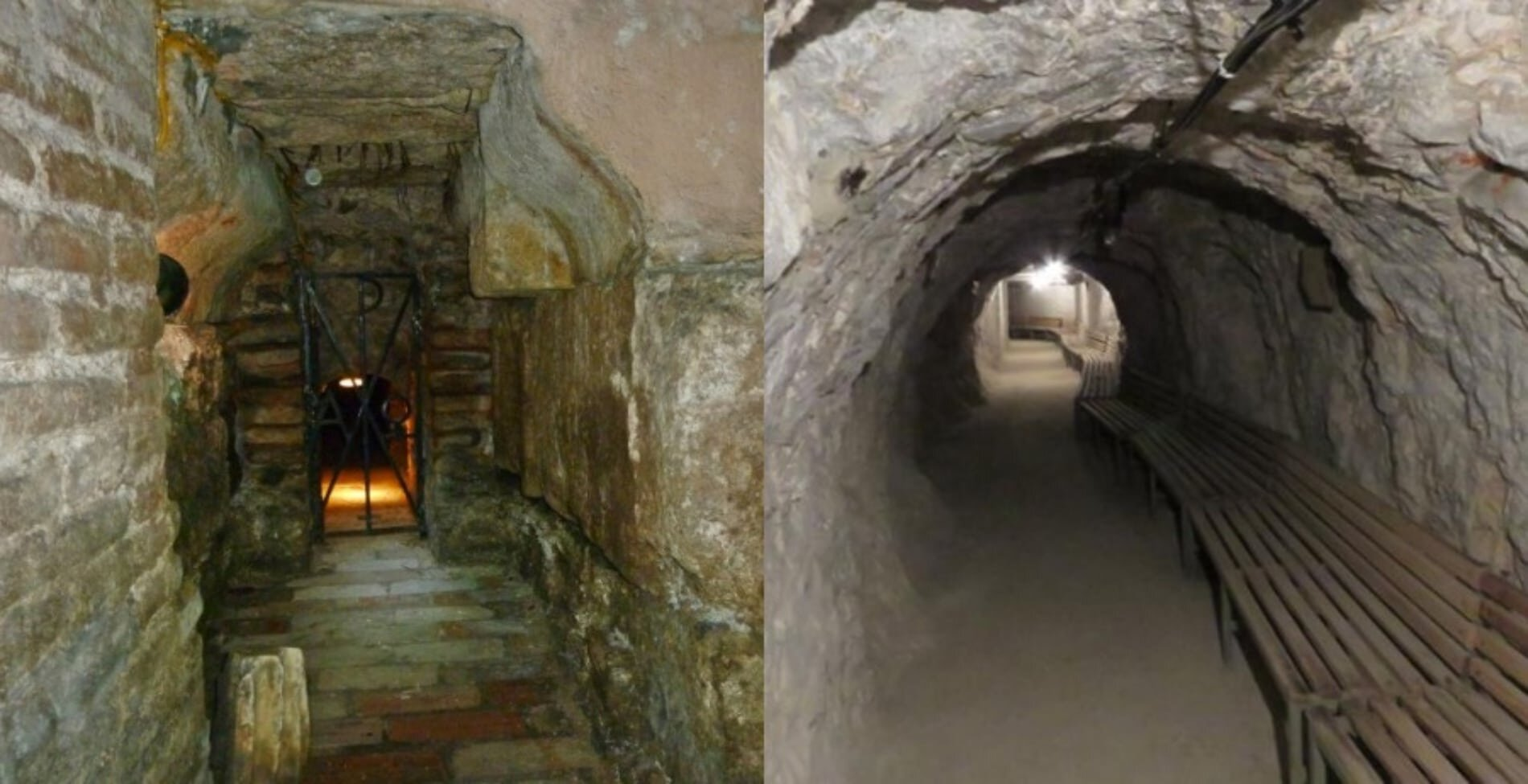 "AN UNKNOWN SECRET ""CITY"" UNDER ATHENS"