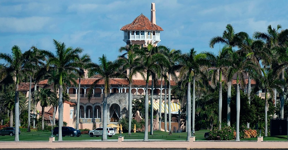 Trump residency at Mar-a-Lago backed by Palm Beach town attorney