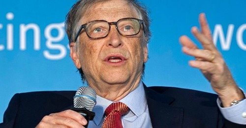PSYCHO Bill Gates says Trump should 'probably' be allowed to return to social media