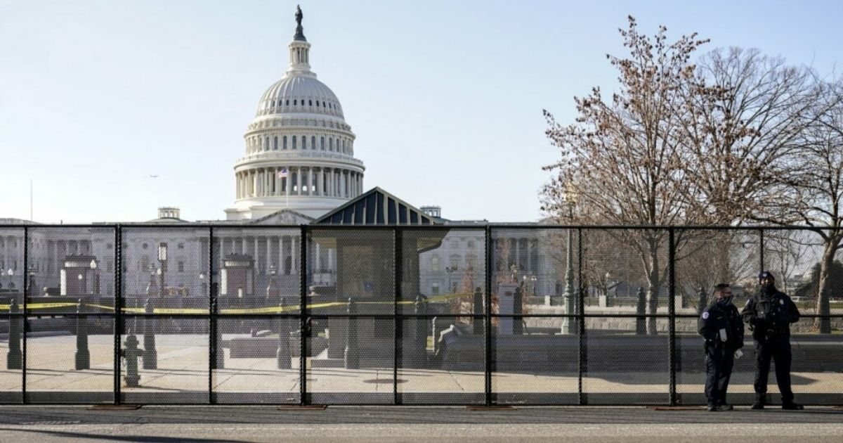 Capitol Police Increasing Security Based on Suspicious 'Intel' Warning of Militia Plot to Breach Capitol on March 4