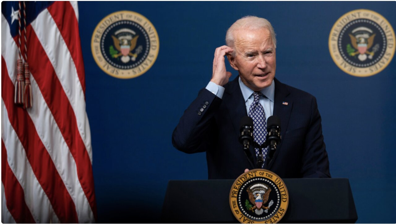 Where's Biden Hidin'? EVEN CNN Begins Asking Questions, As President Goes Record Time Without Press Conference with Q&A