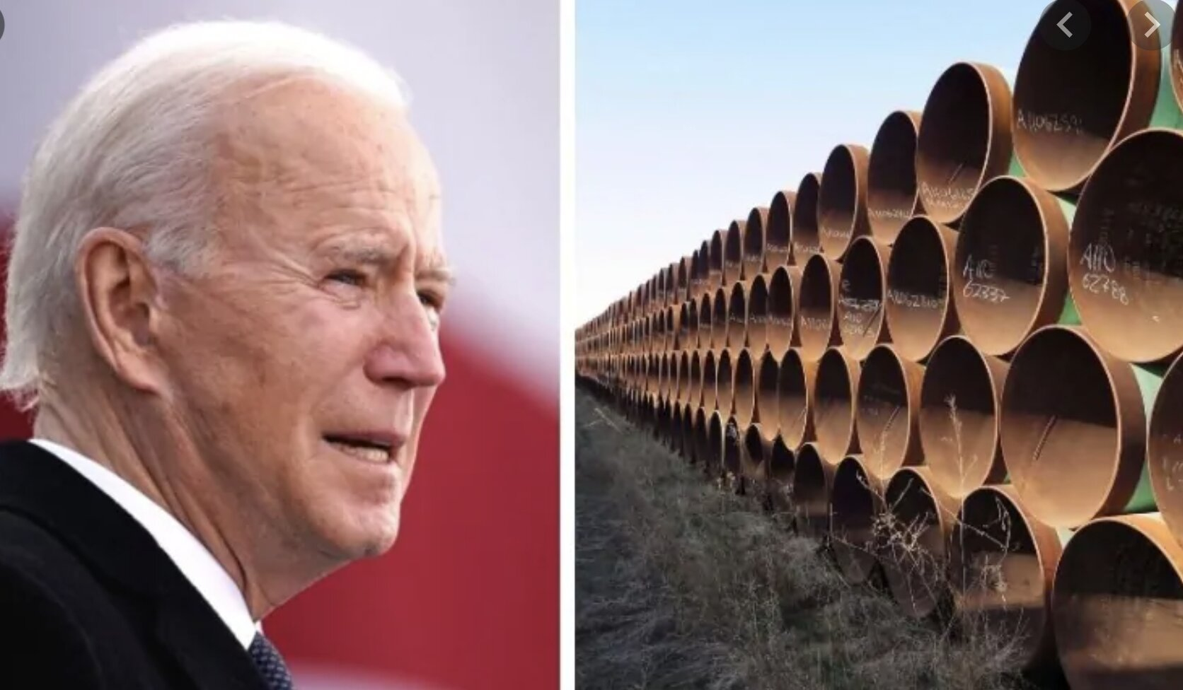 States sue Biden in bid to revive Keystone XL pipeline