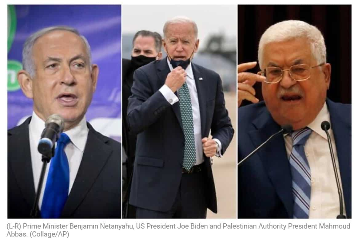 Blockbuster: Biden Rolling Back Israel's 'Free Ride,' Ready to Recognize Palestinian State