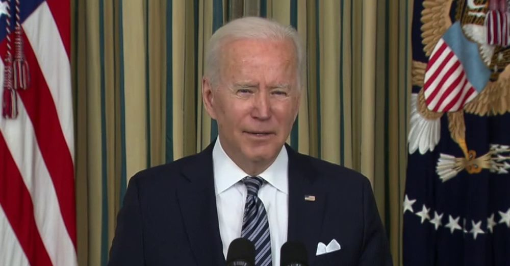 Joe-FAKE-PRESIDENT-Biden to hold first press conference March 25