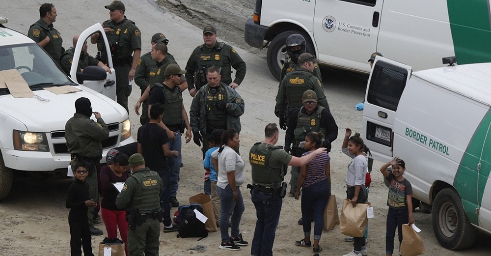 Border Patrol in Rio Grande Valley releasing illegal crossers into US without court date
