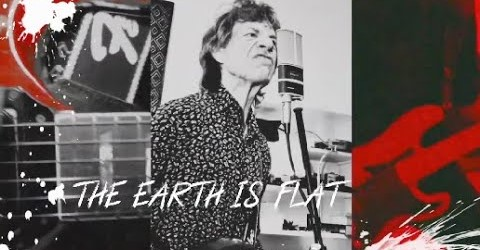 Mick Jagger & Dave Grohl – Flat Earth Truth In The Lyrics!